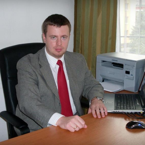 Marcin Pruffer, Prawnik z Polecenia